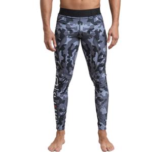 Компрессионные штаны Grips Woodland