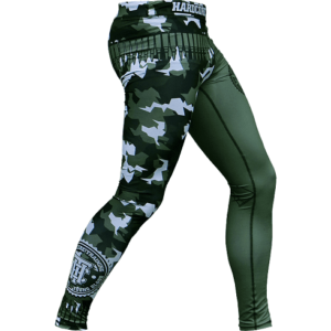 Компрессионные штаны Hardcore training Arctic Camo