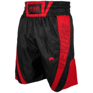 Боксерские шорты Venum Elite black\red