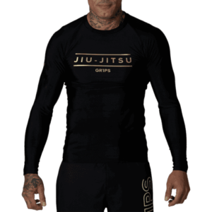 РАШГАРД GR1PS ARMADURA PRO HIGH-COMPRESSION BLACK/GOLD